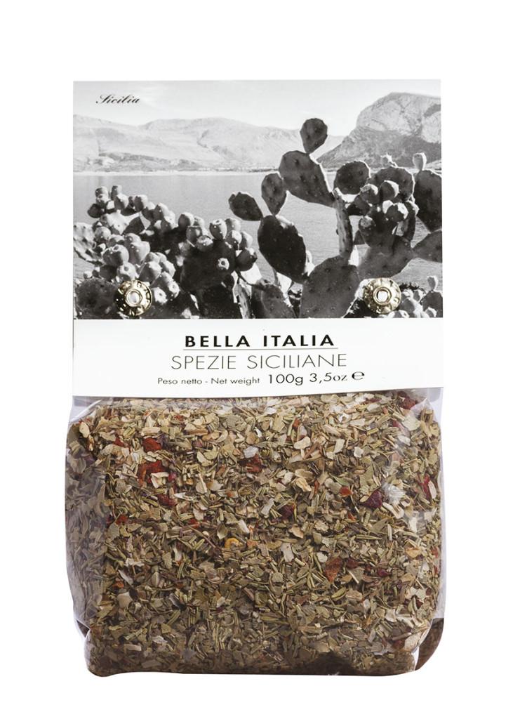 MISTO SPEZIE 100g spezie siciliane