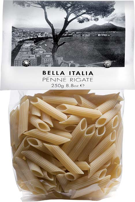 PENNE RIGATE 250g durum wheat semolina