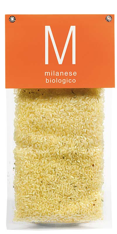 RISOTTO 200g milanese style
