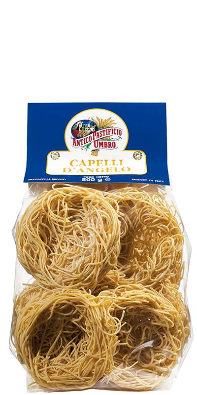 CAPELLI D'ANGELO (angel hair) 500g with egg