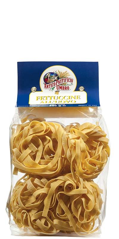 FETTUCCINE 500g all'uovo