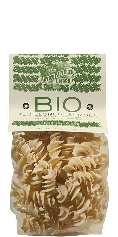 FUSILLONI 250g / 500g semola di grano duro BIO 250/500g