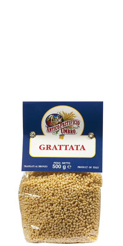 GRATTATA 500g with egg