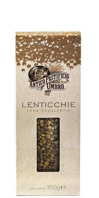 LENTILS 350g Antico pastificio Umbro in pack