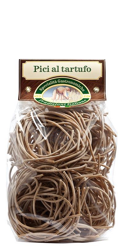 PICI AL TARTUFO (with truffle) 500g durum wheat semolina