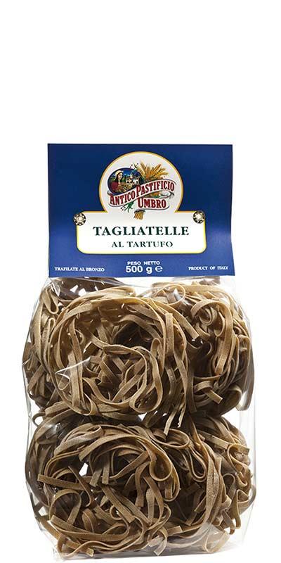 TAGLIATELLE AL TARTUFO (ribbons with truffle) 500g durum wheat semolina