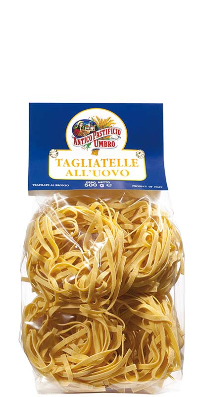 TAGLIATELLE (thin ribbons) 500g with egg