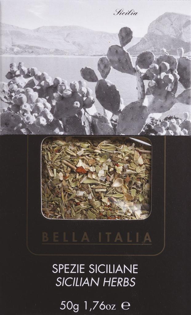 MISTO SPEZIE 50g spezie siciliane