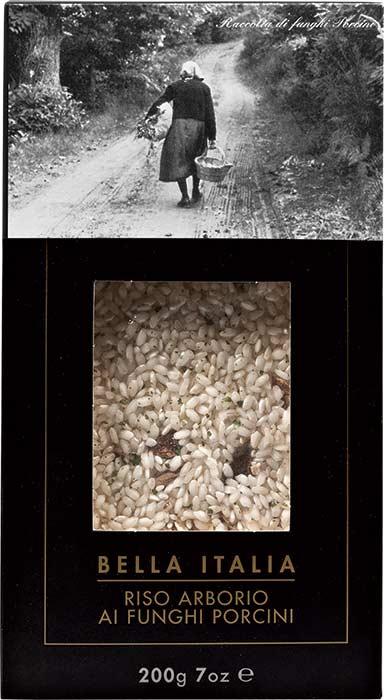 RISO ARBORIO 200g ai funghi porcini
