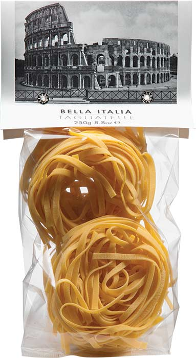 TAGLIATELLE 250g with egg