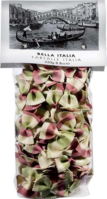 FARFALLE ITALIA 250g semola di grano duro