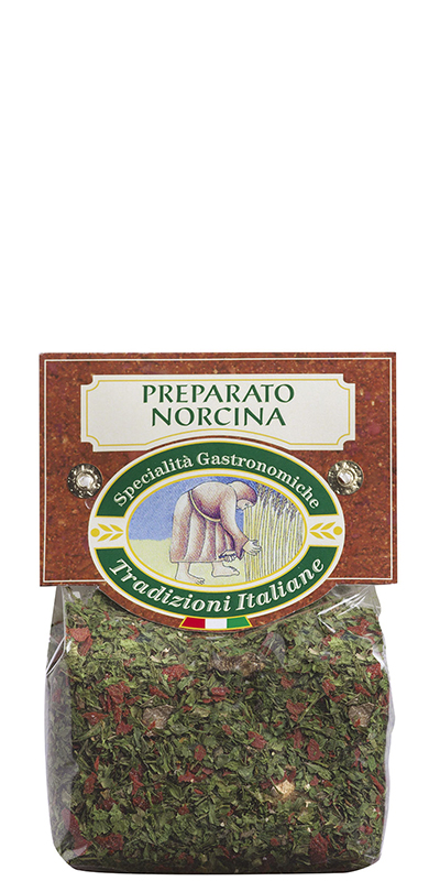 MIXED SPICES 100g norcina