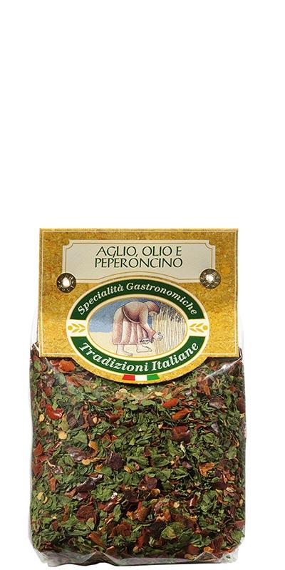 MISTO SPEZIE 100g aglio, olio e peperoncino