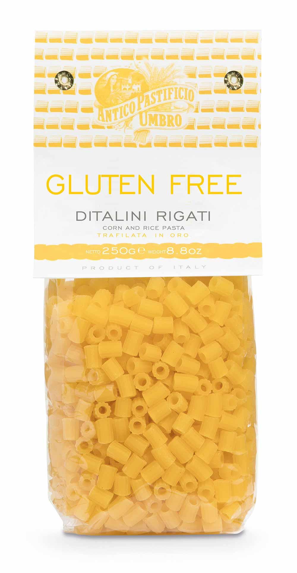DITALINI corn and rice flour 250g MAIS15