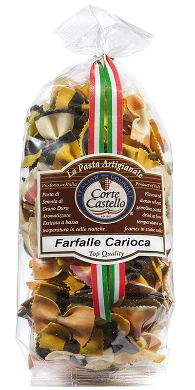 FARFALLE CARIOCA 250g durum wheat semolina