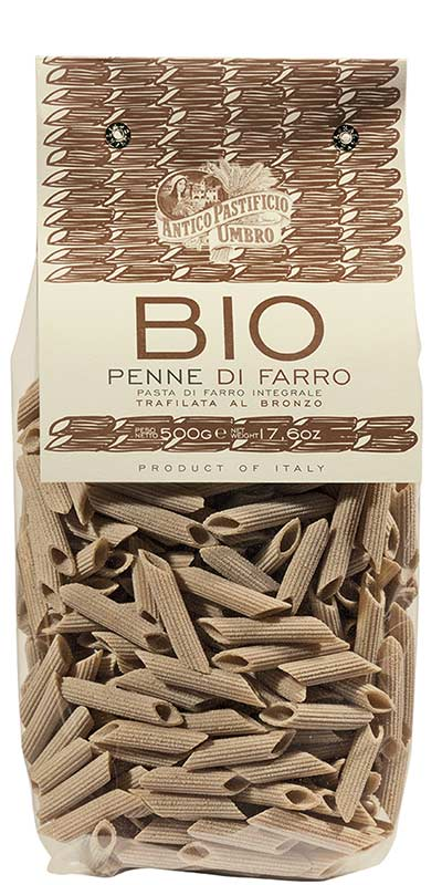 PENNE 500g whole spelt