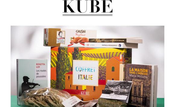 Antico Pastificio Umbro in una box Kube